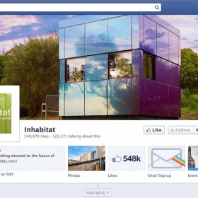 Inhabitat Facebook Cover