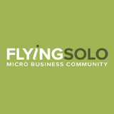 Flying Solo logo Feature Image