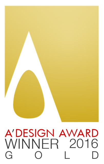 A'Design Award Gold